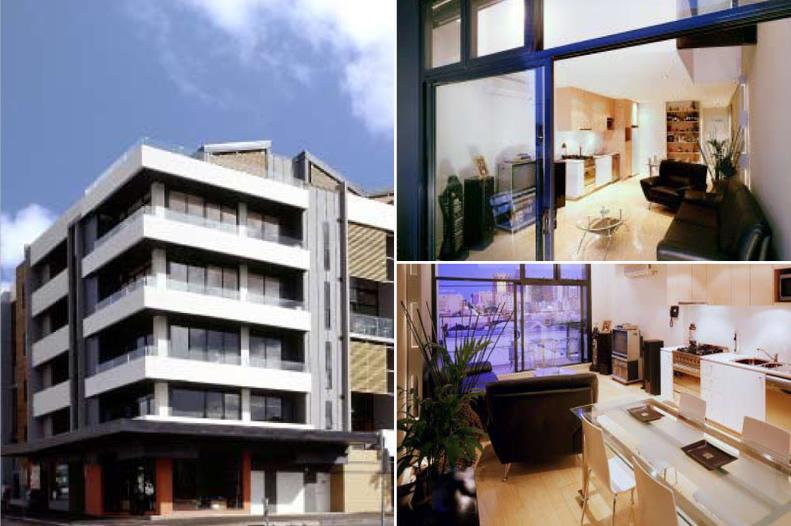 Polaris Apartments - 350 Victoria Street, North Melbourne
