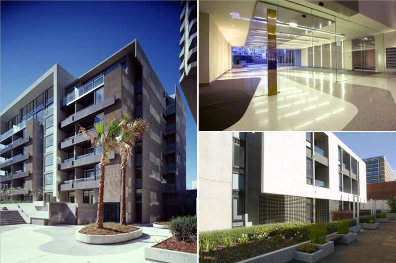 Uropa Apartments - 640 Swanston Street, Carlton