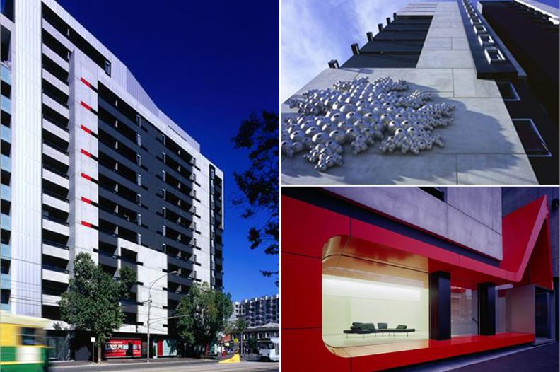 Seasons Apartments - 604 Swanston Street, Carlton